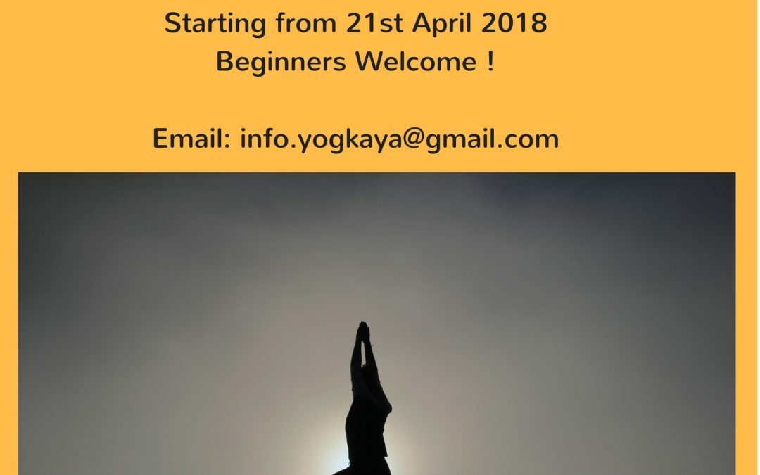 Yog Kaya: New Classes