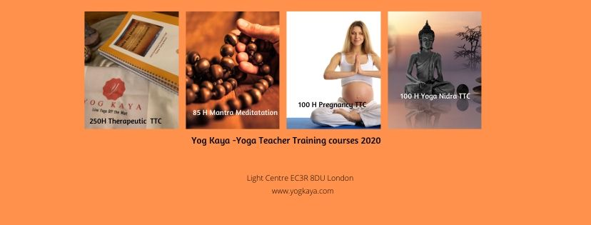 Yog Kaya has launched its 250H Therapeutic Yoga teacher training and specialists courses in the UK .